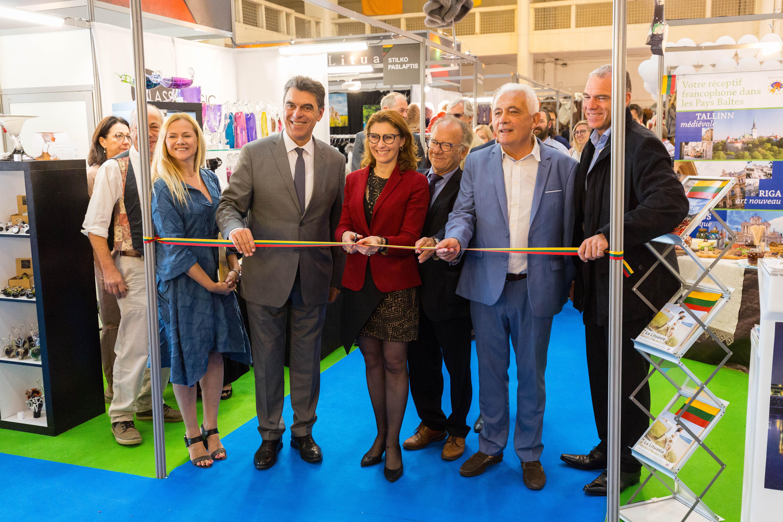 La Lituanie pour la seconde fois à la Foire Internationale de Marseille
