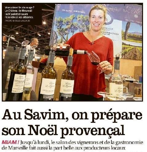 Marseille : au Savim, on prépare son Noël provençal