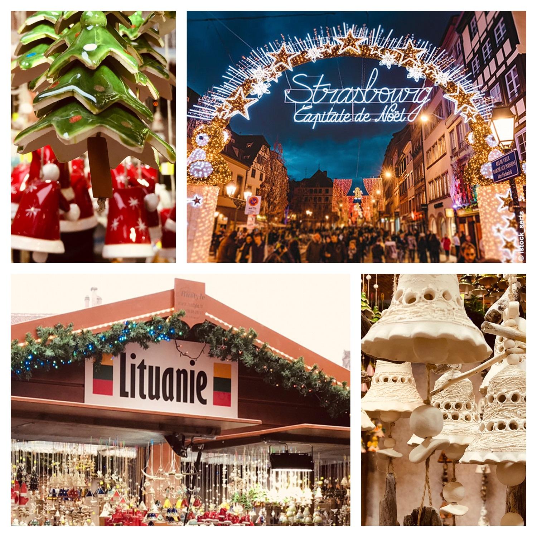 Strasbourg, Capitale de Noël – 450ème Marché de Noël